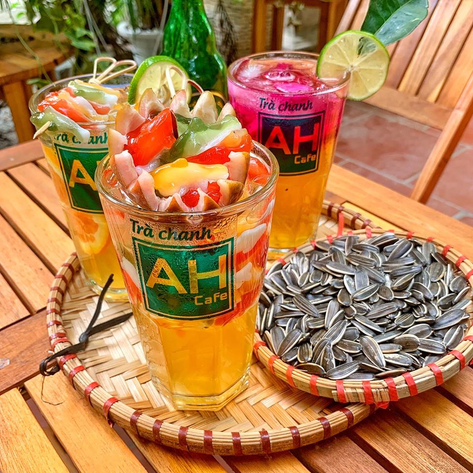 Quán trà chanh tại Hà Đông - AH Cafe