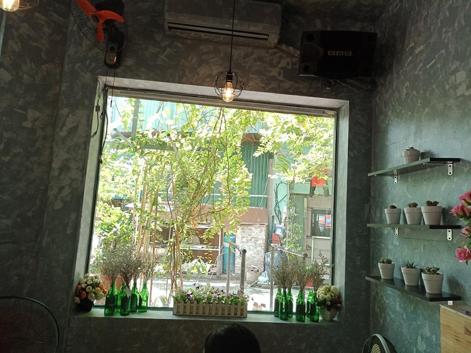 Không gian tại AH Cafe
