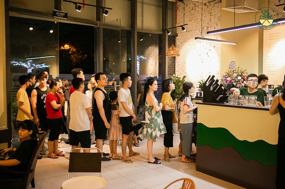 Cơ sở của Chanh - Tiệm trà phố