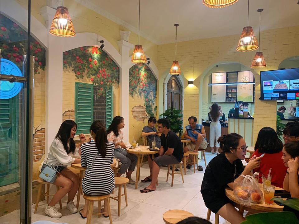 Chanh - Tiệm Trà Phố