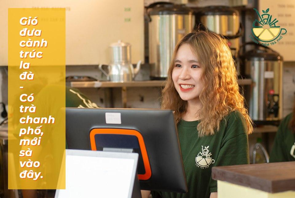 Chanh - Tiệm trà phố có gì