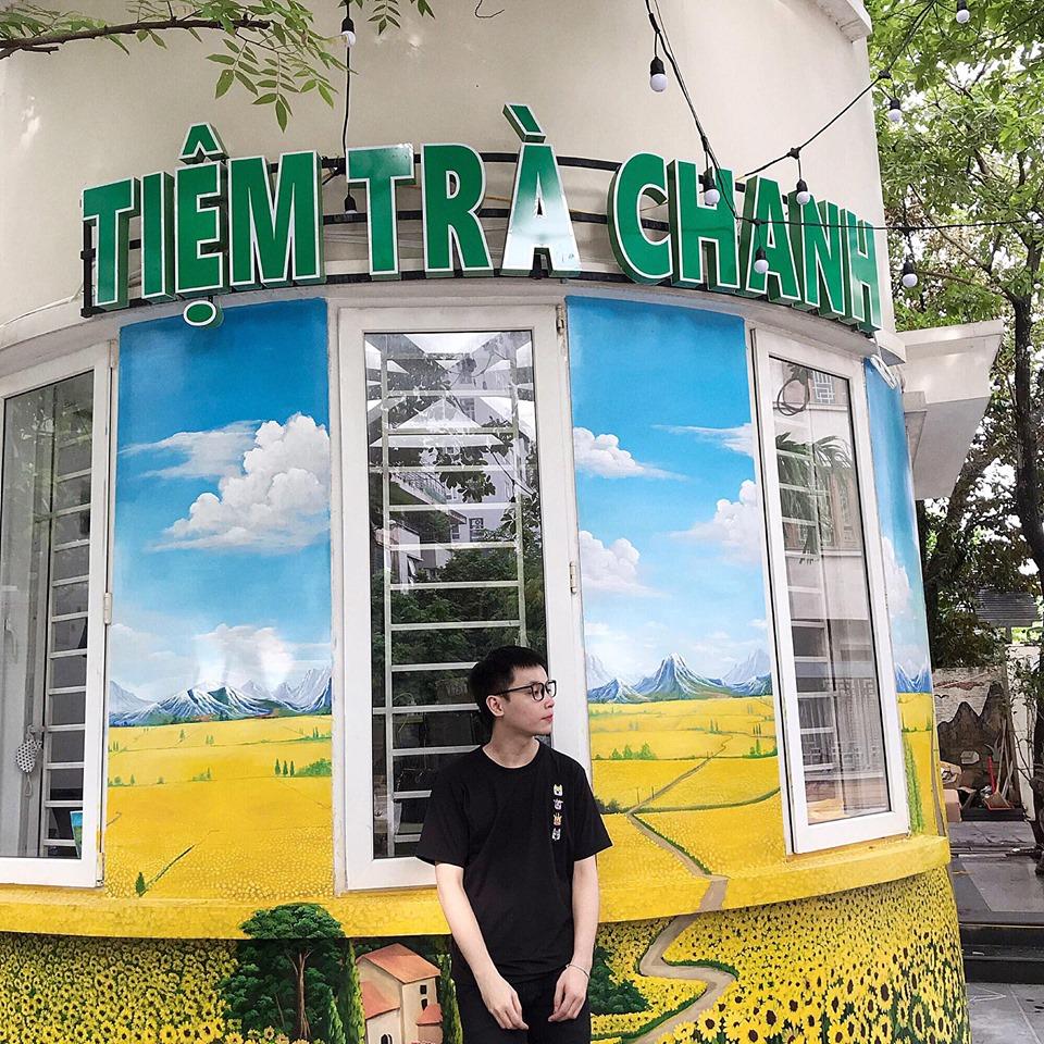 Chin - Tiệm trà chanh