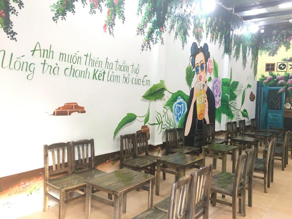Kết - Tiệm trà chanh