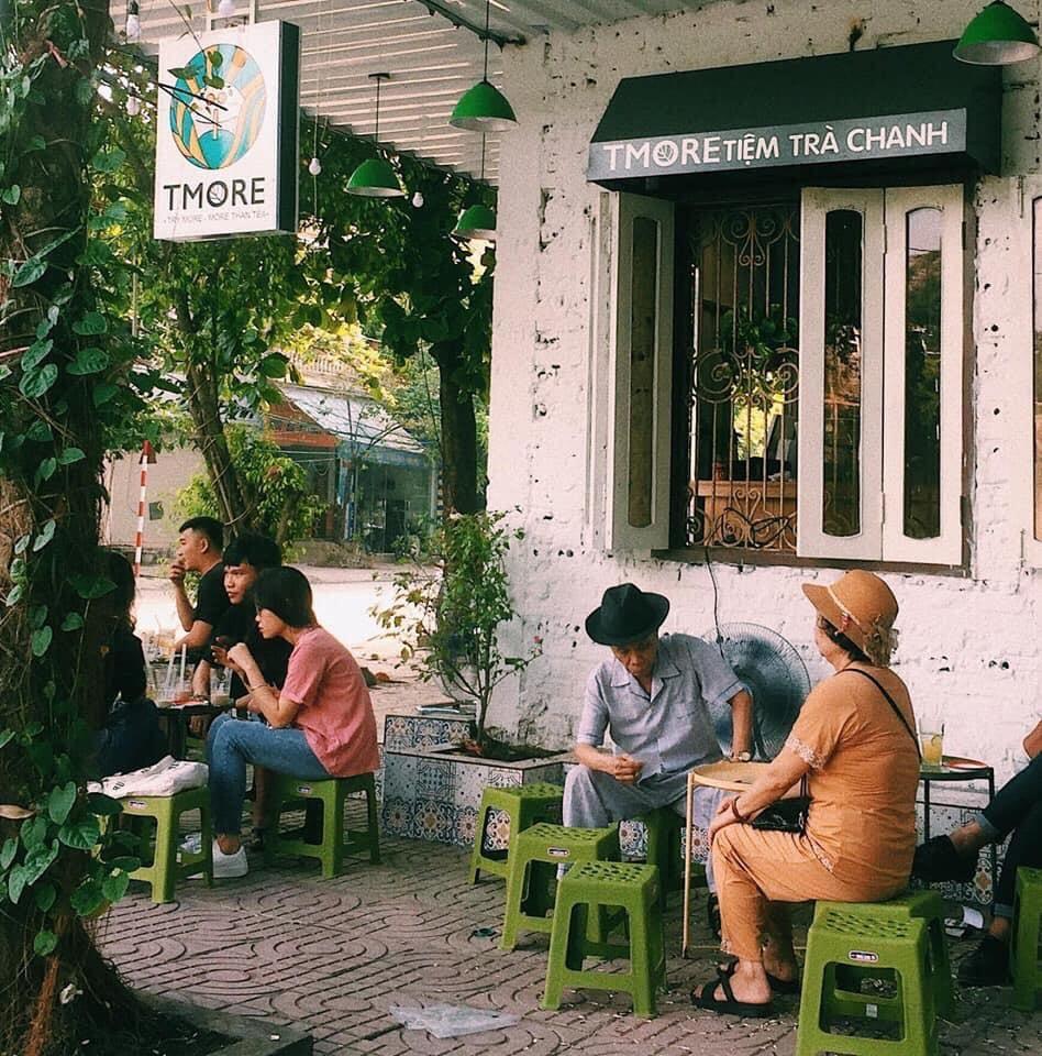 Tmore - Quán trà chanh tại Hà Đông