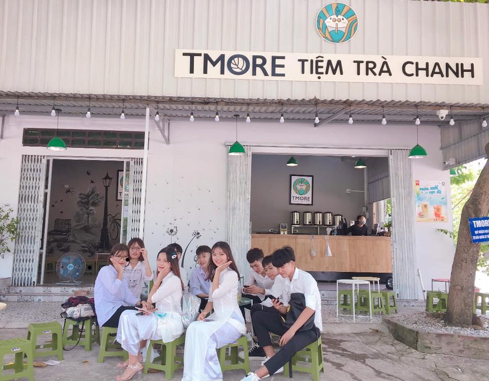 Quán trà chanh tại Hà Đông - Tmore trà chanh