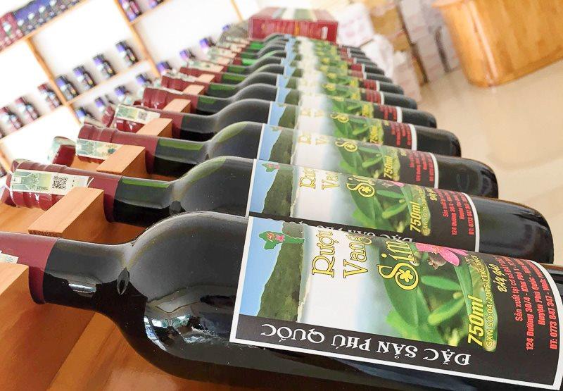 Rượu sim - Đặc sản Phú Quốc