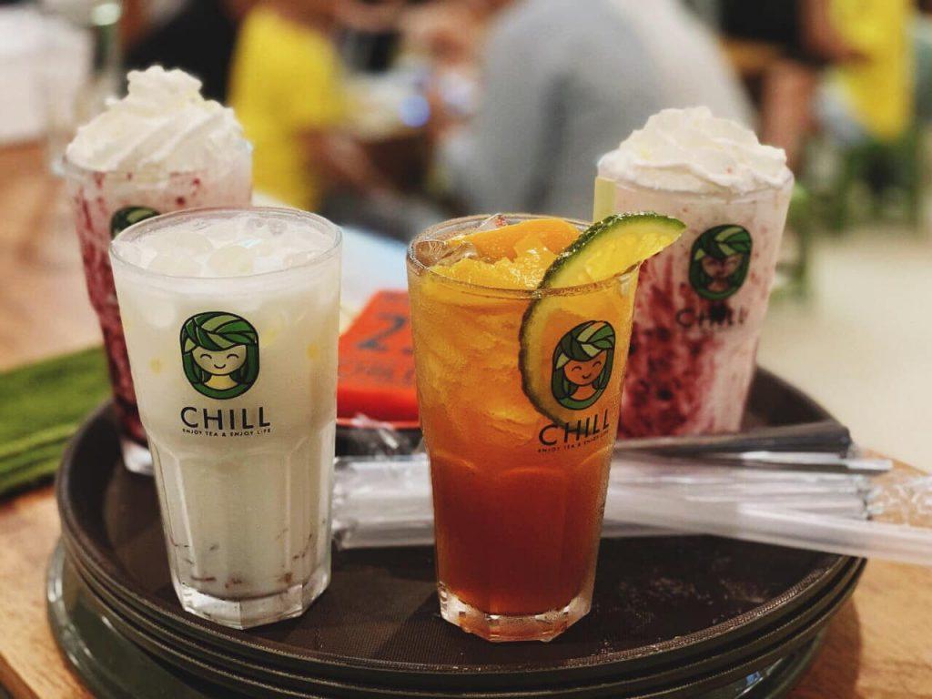 Chill - Tiệm Trà Chanh