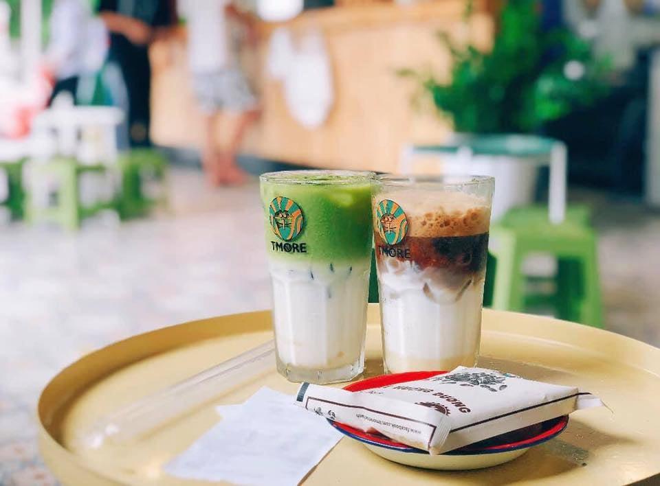 1. Tmore - Tiệm trà chanh