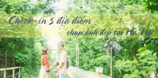 Top 5 địa điểm hot nhất Hà Nội những ngày qua