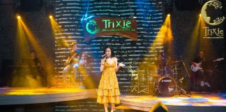Trixie Cafe & Lounge Thái Hà Mini Show