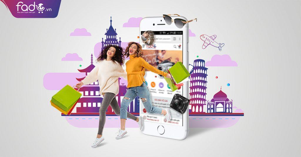 Trang web thương mại điện tử FADO