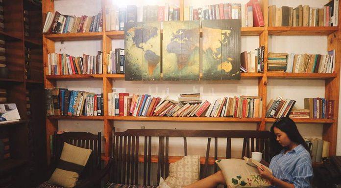 cà phê sách Hà Nội