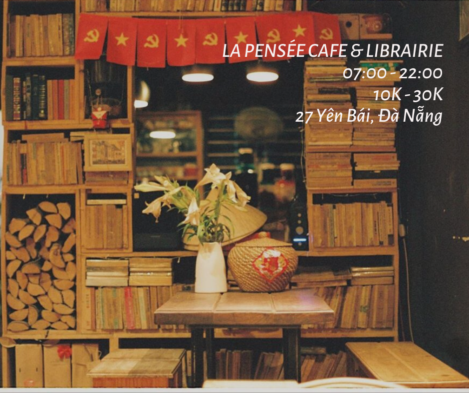Tiệm cà phê hoài cổ giữa lòng Đà Nẵng hiện đại