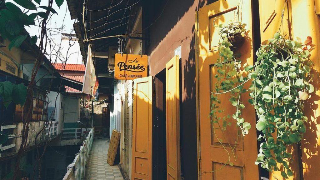 La Pensée - Tiệm coffee bao cấp ở Đà Nẵng