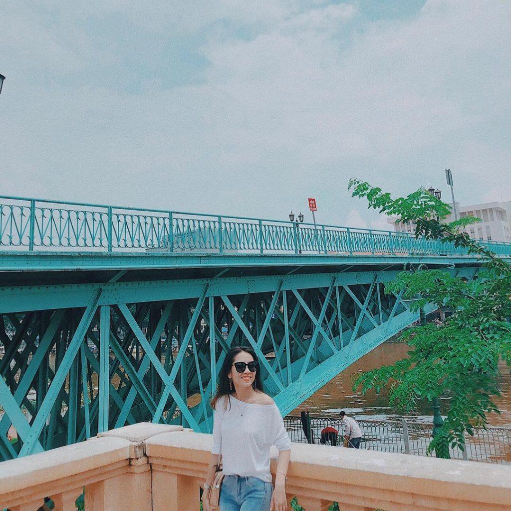 ây cầu đẹp nhất Việt Nam