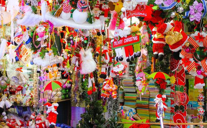 Noel tại phố Hàng Mã