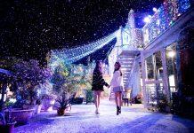 Đi chơi Noel ở đâu Hà Nội