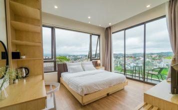Khách sạn view đẹp Đà Lạt
