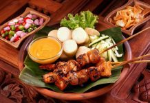 Món ngon ở Malaysia