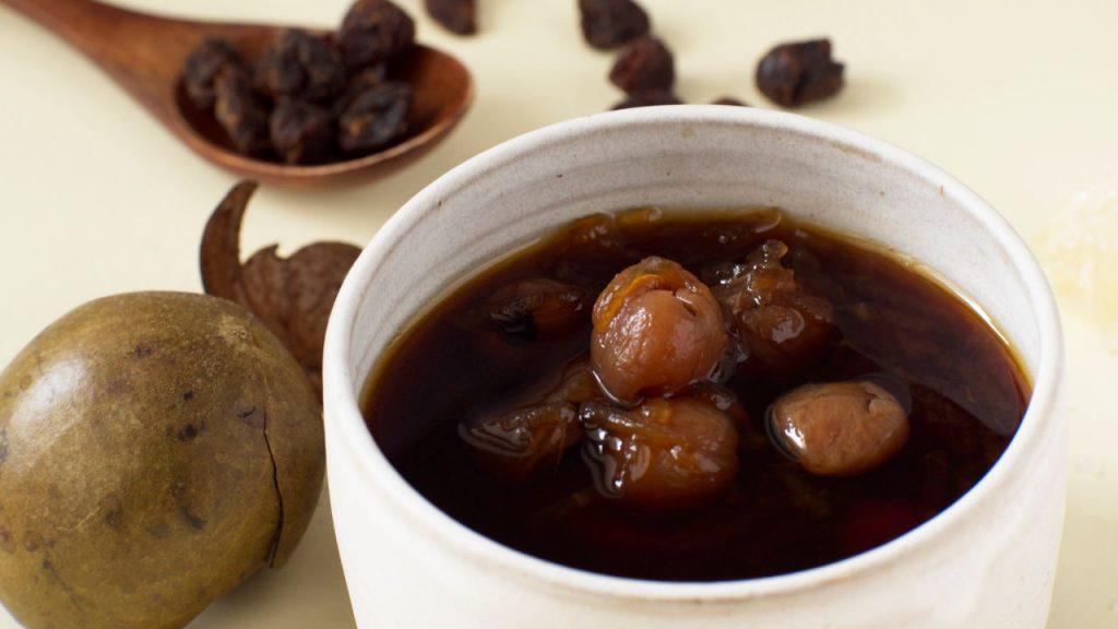 Air Mata Kucing - món ăn giải khát vô cùng hiệu quả