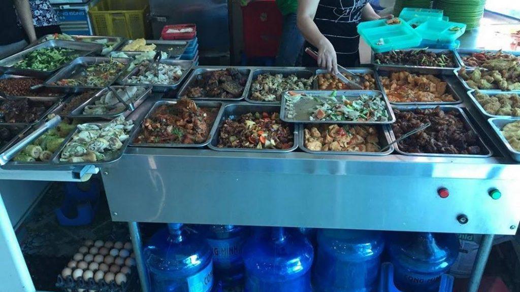 quán cơm ngon bình dân tại Hà Nội