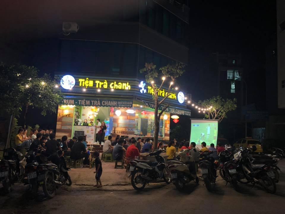 Tiệm trà Xì Trum