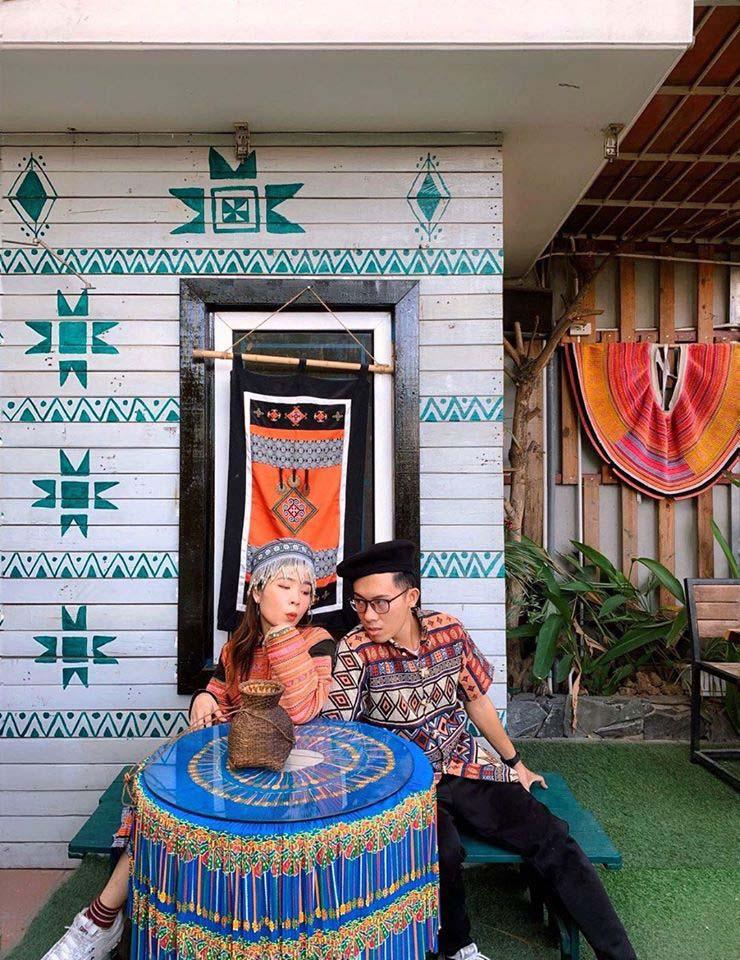 Tộc cafe Yên Lãng Hà Nội