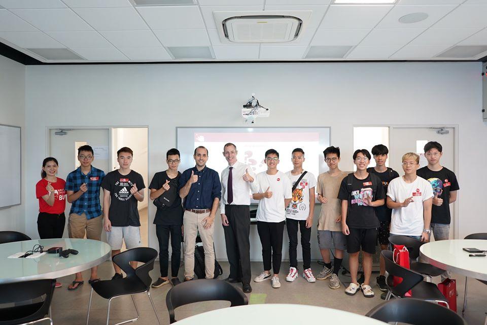 ường đại học Anh quốc Việt Nam