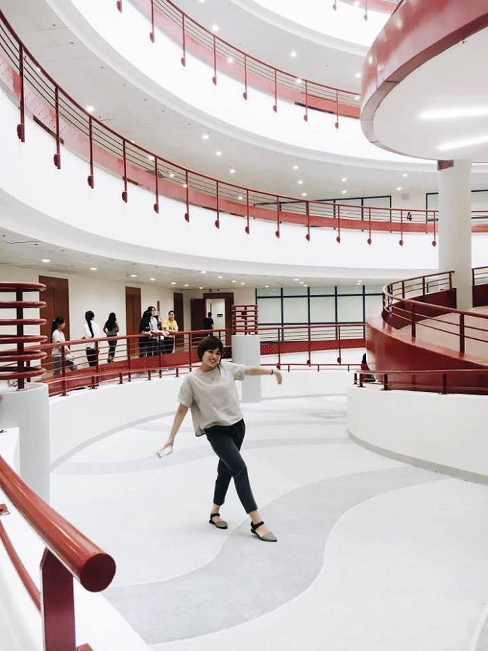 top 7 trường đại học có view đẹp nhất Hà Nội