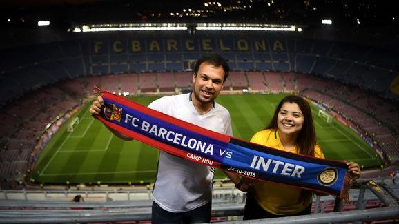 Nhớ nhé đã hâm mộ Barcelona thì hãy đến Camp Nou !