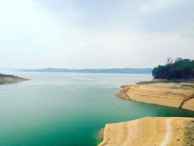 Dòng sông Sê San hữu tình giữa núi rừng Tây Nguyên