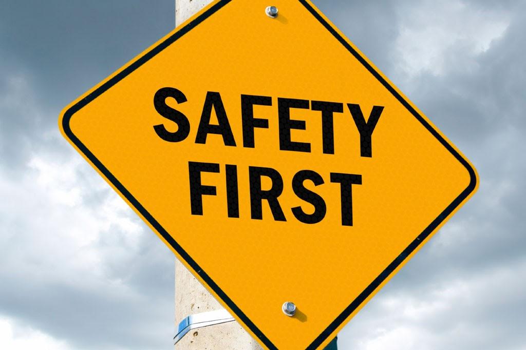 Luôn nhớ, an toàn của bản thân quý giá hơn bất cứ sự vui vẻ nhất thời nào!