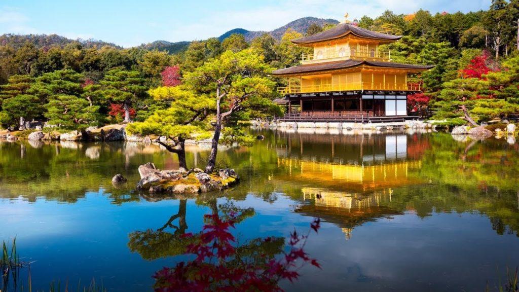 Ngất ngây với vẻ đẹp lộng lẫy của chùa Vàng