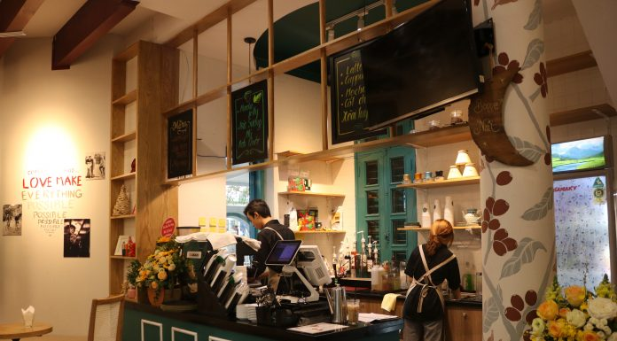 Lami coffee Hà Nội