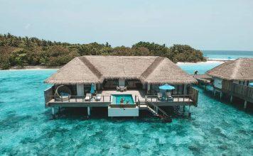 Resort ở Maldives có view đẹp