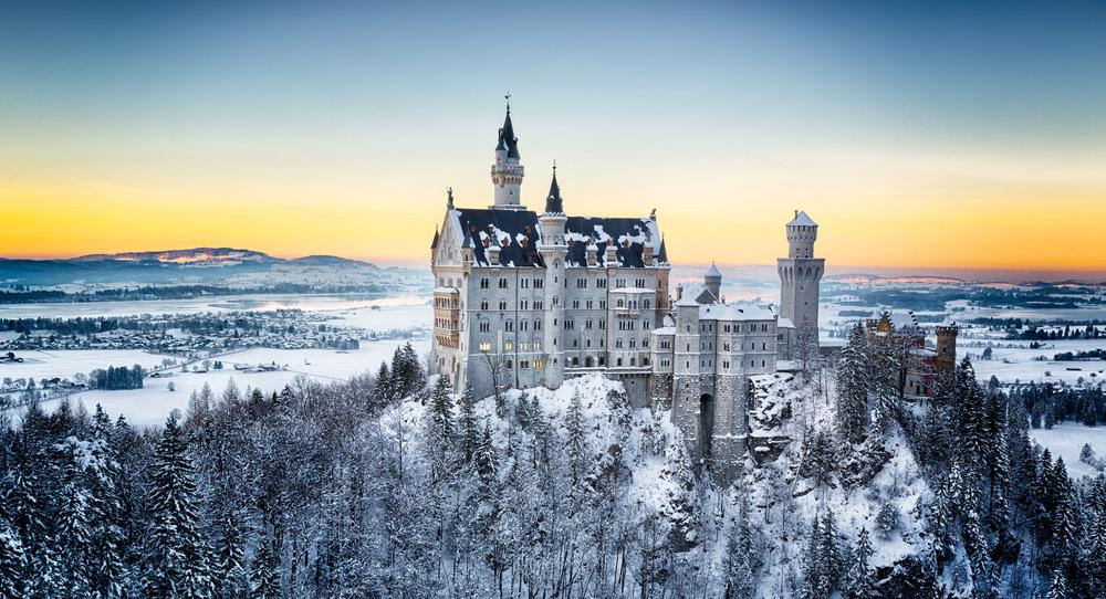 Đất nước màu đông đẹp nhất thế giới