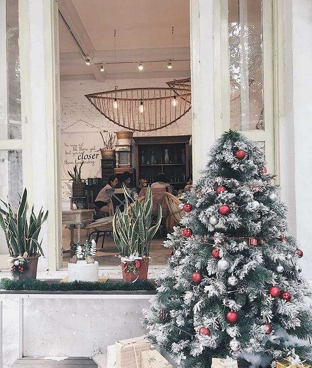 Đi chơi Noel ở Hà Nội