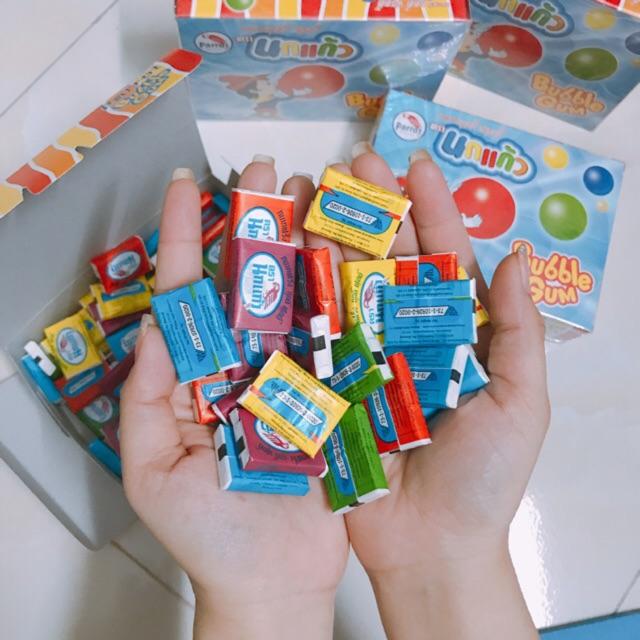 Bao kí ức ùa về cùng những viên kẹo cao su