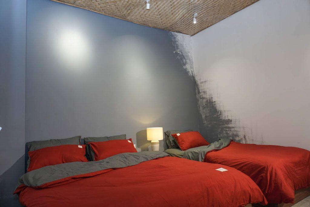 Triple Room ấm áp