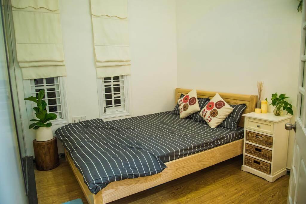 Phòng ngủ ở Mộc House