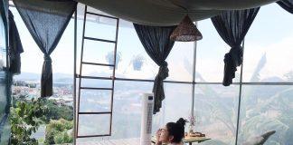 homestay Đà Lạt view đẹp