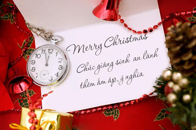 Lời chúc Giáng Sinh năm 2019 tặng bạn bè