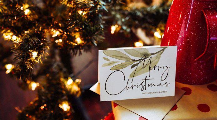 Lời chúc Giáng Sinh năm 2019