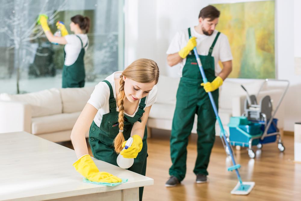 Căn nhà sạch sẽ thì giáng sinh mới vui vẻ được đúng không nào?