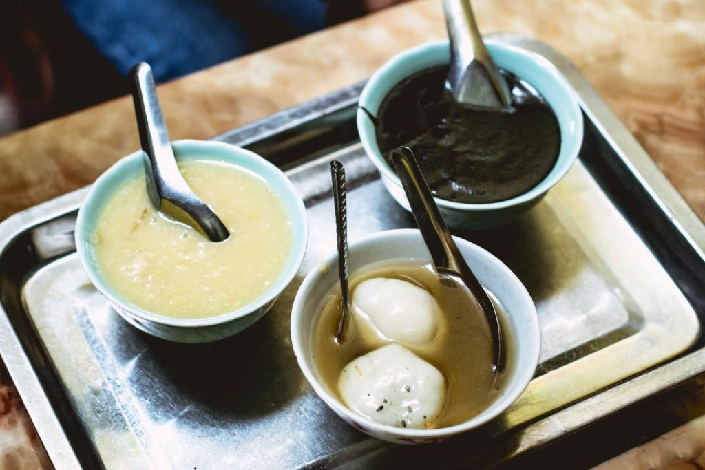 Bánh trôi tàu Phạm Bằng