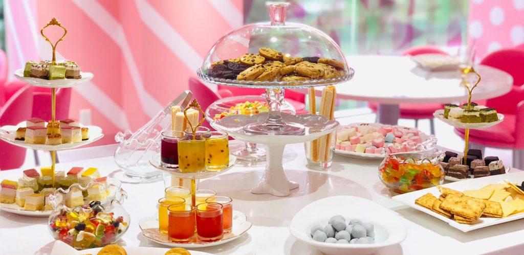 Những món bánh ngọt đúng chất hoàng gia Anh