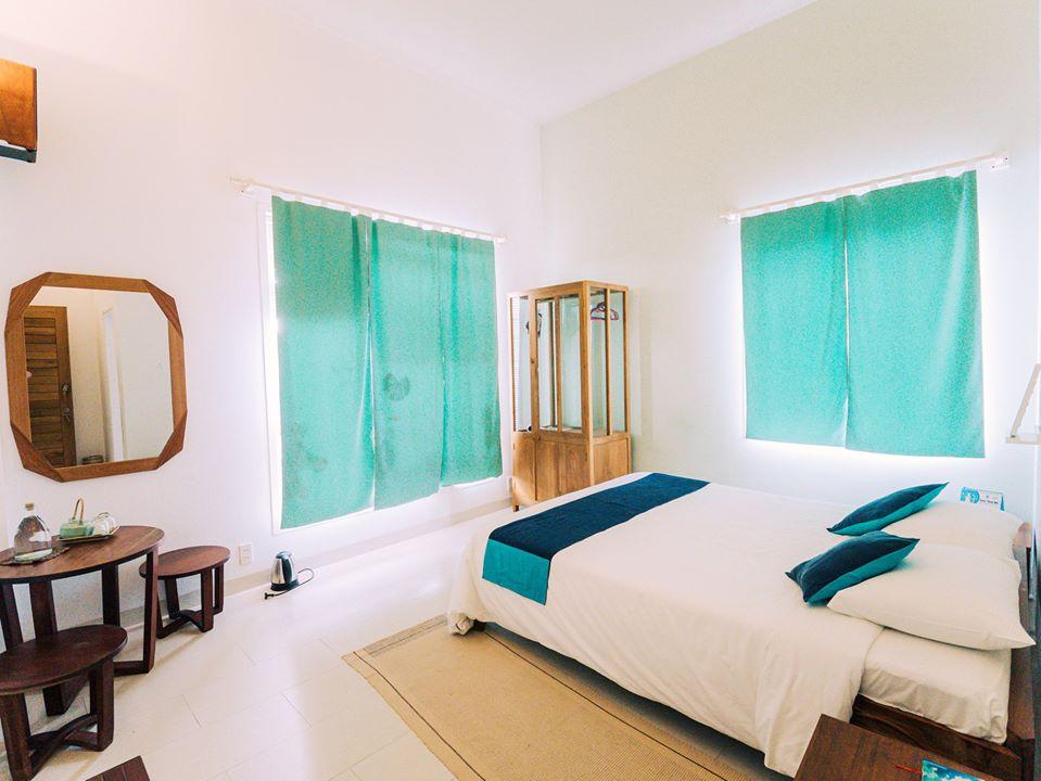 Phòng ngủ đi theo phong cách tối giản