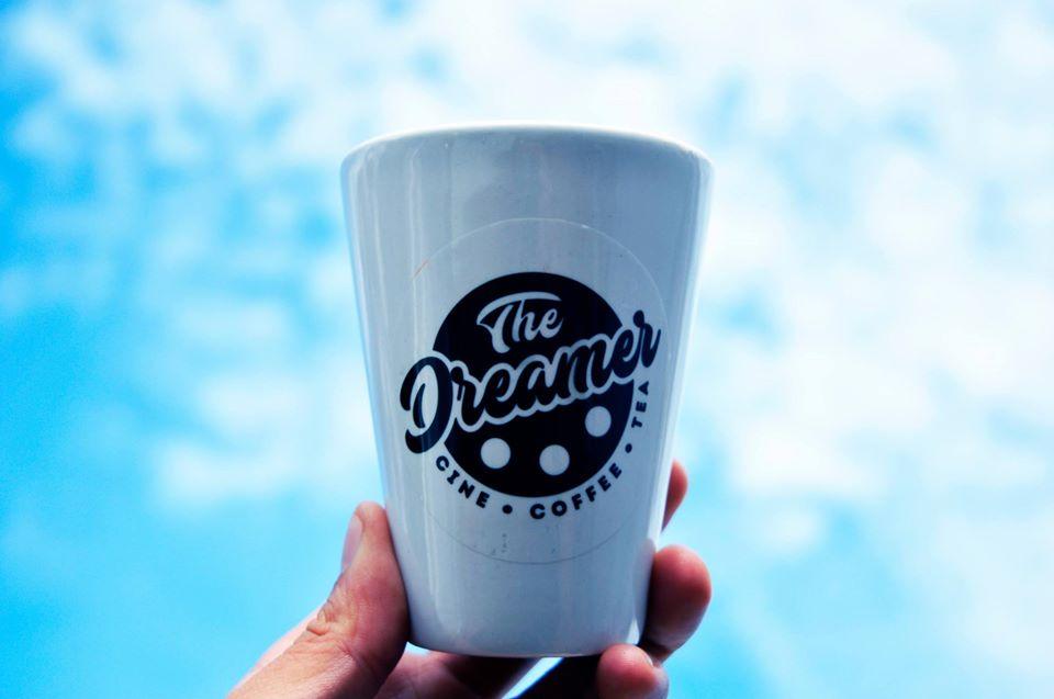 Cà phê mang một vẻ rất riêng của Dreamer