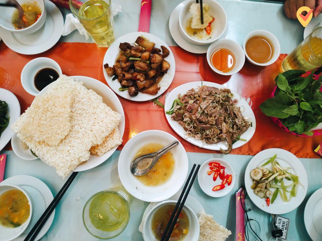 Đến Ninh Bình nhớ thử món đặc sản thịt dê nhé!