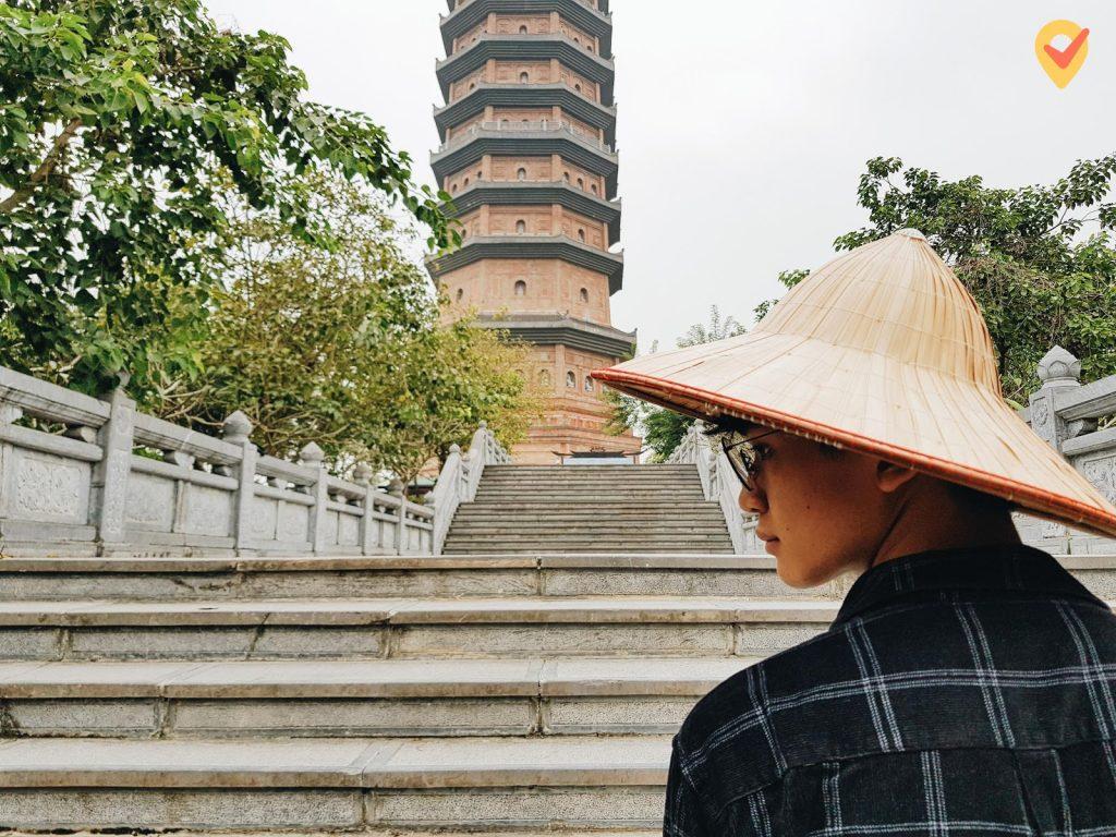 Chùa Bái Đính, một vẻ đẹp Ninh Bình mà ai cũng phải đến.